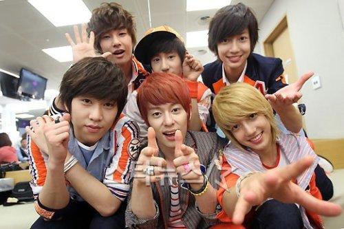 Boyfriend Boyband Korea