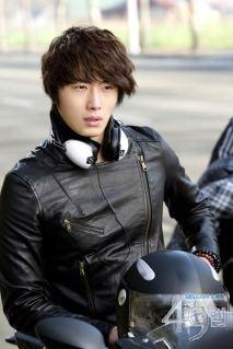 Foto Jung Il Woo imut aktor korea