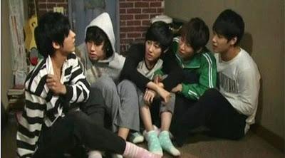 Boyband Korea Pendatang Baru 2012